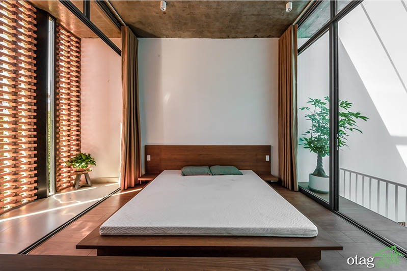 طرح خانه 200 متری با چیدمان کامل در پلانهای باریک و مستطیلی