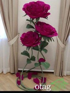 تاثیر چیدمان مناسب گل بزرگ بر دکوراسیون خانه