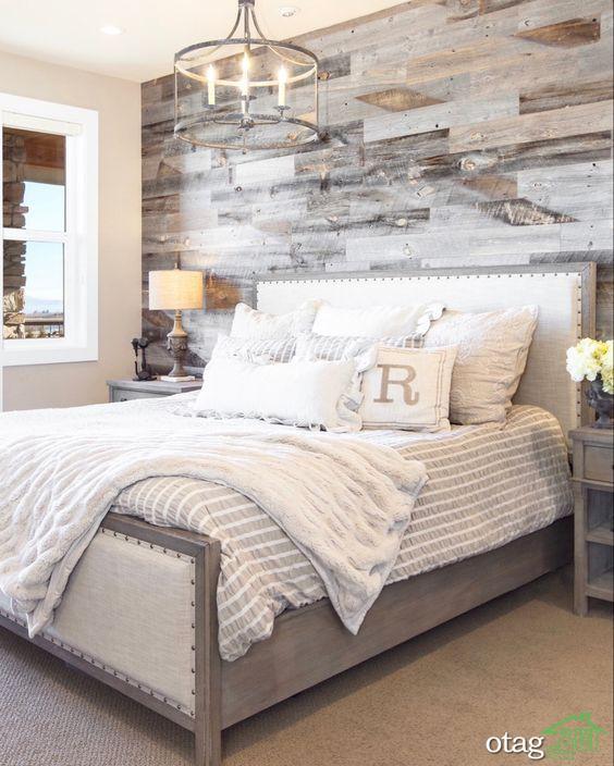 ایده هایی برای معماری اتاق  خواب مستر بسیار شیک و لاکچری