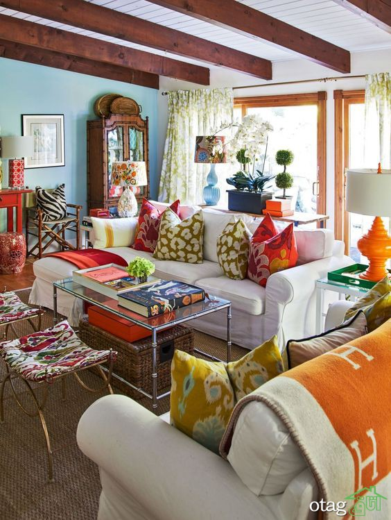 مدل هایی از بهترین میز جلو مبلی مخصوص خانه های شلوغ امروزی