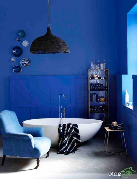 مکمل رنگ مشکی در دکوراسیون، معرفی 8 ترکیب رنگ زیبا و شیک