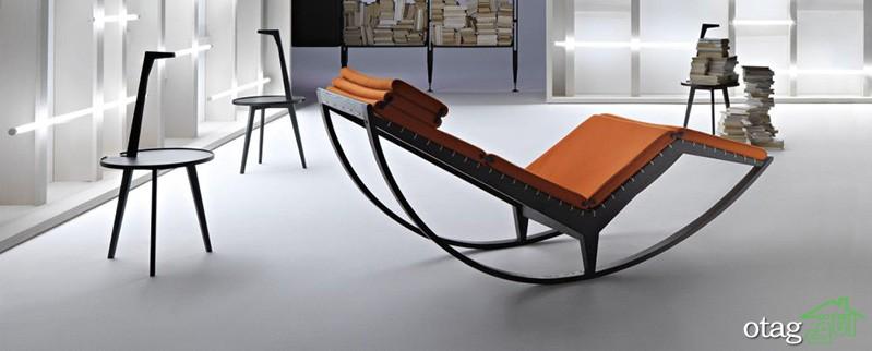 راهنمای خرید صندلی راک مدرن و امروزی با طراحی خلاقانه و کمجا
