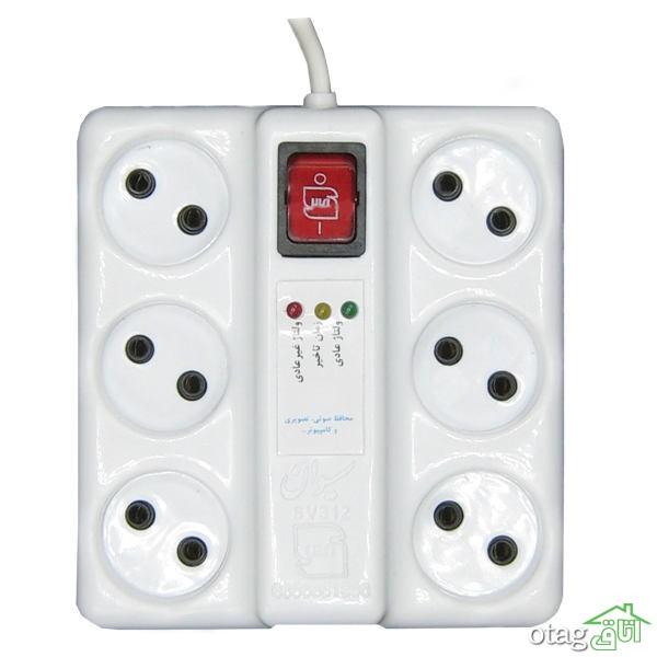 لیست قیمت 39 مدل محافظ یخچال و تلویزیون باکیفیت در بازار + خرید