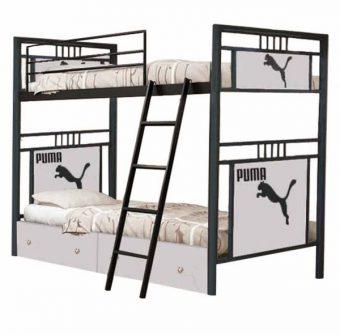 تخت خواب دو طبقه مناسب برای اتاق های کوچک