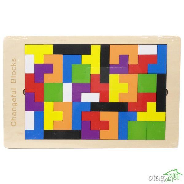 39 مدل بهترین بازی فکری کارتی و صفحه ای + خرید