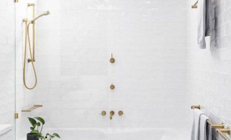 دکوراسیون سرویس حمام در طرح ها و ایده های جدید و منحصر به فرد