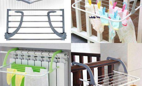 بند رخت خلاقانه و کاربردی در مدل های جدید و بسیار شیک