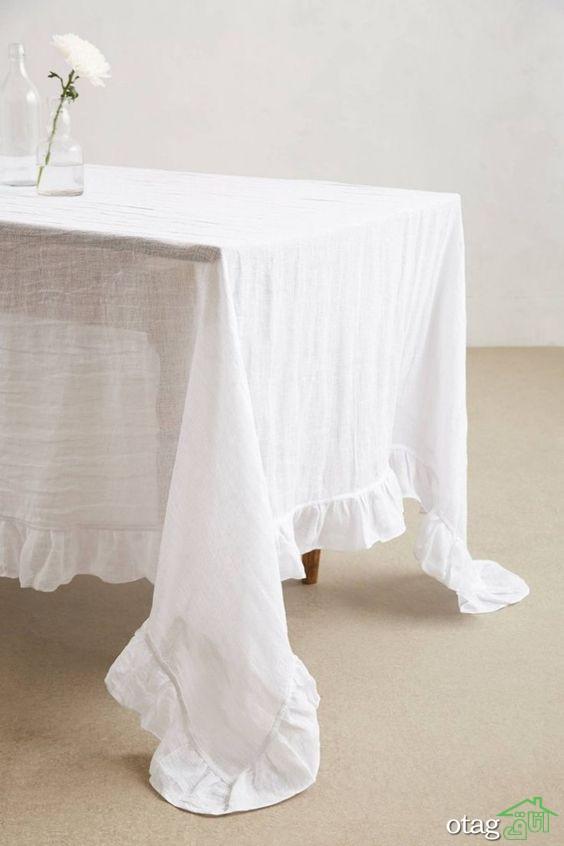 ایده هایی برای انتخاب رومیزی مناسب در منازل مسکونی