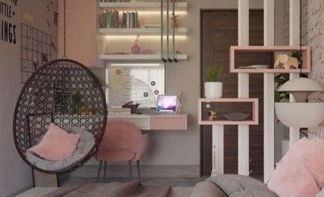 جدیدترین ایده ها برای طراحی دکوراسیون داخلی اتاق خواب دخترانه
