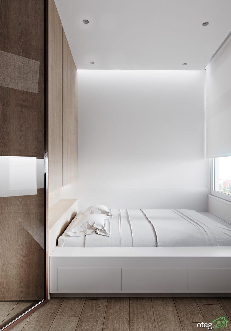 نحوه طراحی دکوراسیون خانه 40 متری به بهترین روش بهمراه پلان