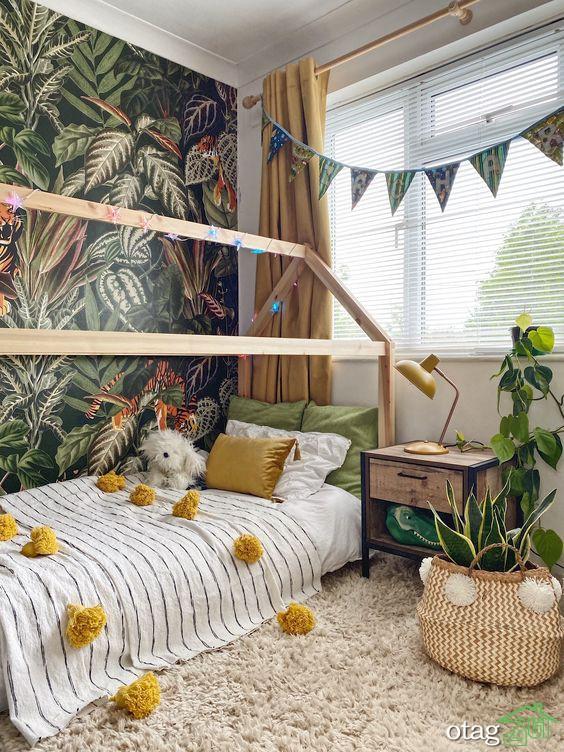 نکات طلایی چیدمان و طراحی دکوراسیون داخلی اتاق خواب پسرانه