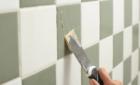 نحوه رنگ زدن کاشی کف و دیوار در 6 مرحله برای افراد مبتدی