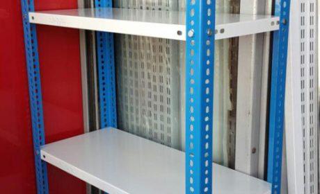 انواع طرحهای جدید قفسه فلزی انباری منزل مناسب فضاهای کوچک