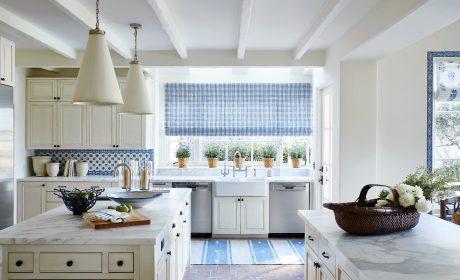 بهترین ایده ها و نکات تزئین و چیدمان دکوراسیون آشپزخانه + تصویر