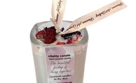 خرید 42 مدل شمع معطر بسیار با کیفیت و لاکچری