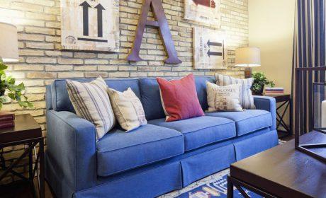 با بهترین مدل های کاور مبل راحتی، رنگ و روی خانه خود را عوض کنید!