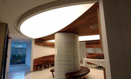 سقف کشسان ترنسپرنت (Transparent) یا نورگذر المان جذاب برای زیباسازی دکوراسیون داخلی