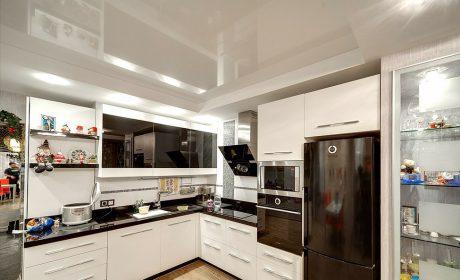 سقف کشسان (Stretch Ceiling) جدیدترین مدل سقف کاذب و کناف برای دکوراسیون داخلی منزل