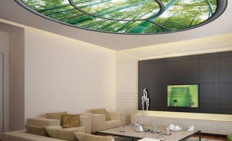 باریسول یا سقف کشسان یکی از بهترین مدل های سقف کاذب برای دکوراسیون خانه شماست!