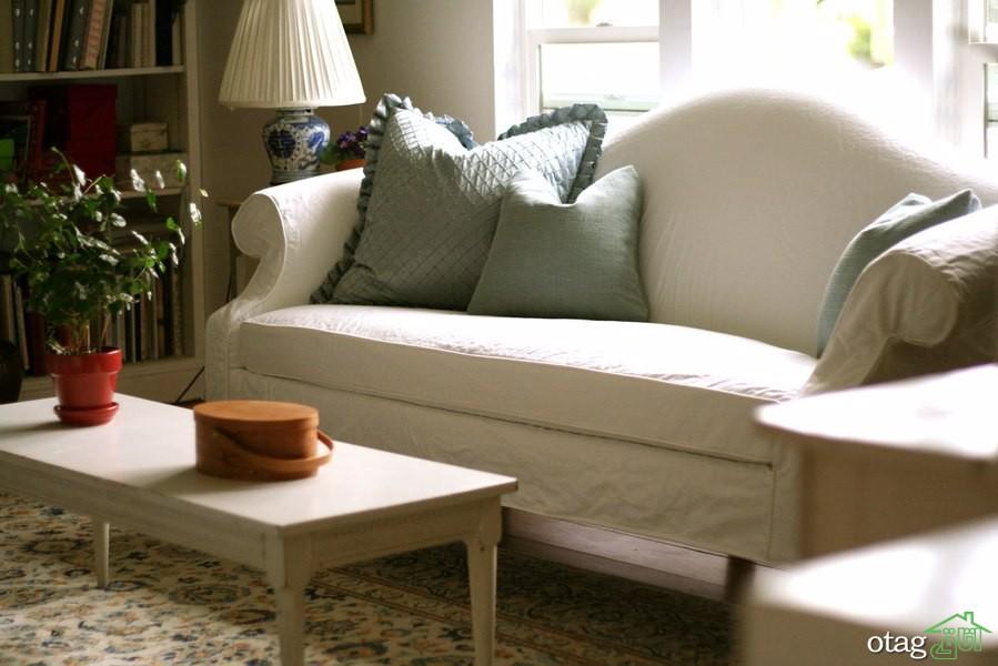 مبل کمل بک یا تکیه گاه شتری (Camelback) مبلی کلاسیک و فاخر برای منزل شما