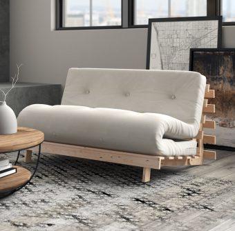مبل فوتون (Futon) بهترین مدل تخت خواب شو برای خانه شما