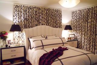 جدیدترین مدل های پرده اتاق خواب با طرح های گوناگون