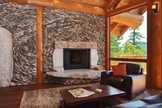 استفاده از سنگ های موزاییک در طراحی منزل و نمای خارجی