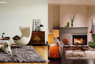 انواع مدل صندلی های مدرن و کلاسیک - صندلی دکوراتیو