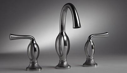 مدل های عجیب شیر روشویی لوکس ساخته شده توسط پرینتر سه بعدی