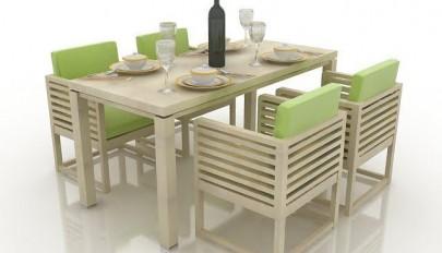 انواع مدل میز ناهار خوری 4 نفره و راهنمای خرید
