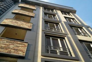 نمای سنگ ساختمان با طرح هایی بسیار زیبا و بدیع / عکس
