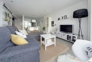دکوراسیون داخلی خانه آپارتمانی کوچک مناسب زوج جوان