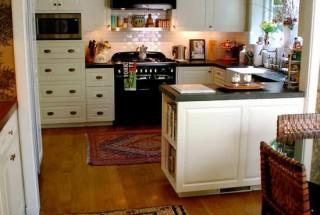 طراحی داخلی و دکوراسیون آشپزخانه ایرانی / عکس