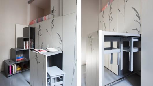 8-sqm-Parisian-Apartment-with-Hidden-Facilities (10)