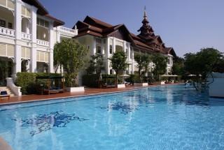 بررسی دکوراسیون و طراحی داخلی هتل زیبای ماندارین در تایلند / عکس