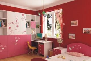 دکوراسیون اتاق خواب دخترانه از سنین کودکی تا بزرگسالی