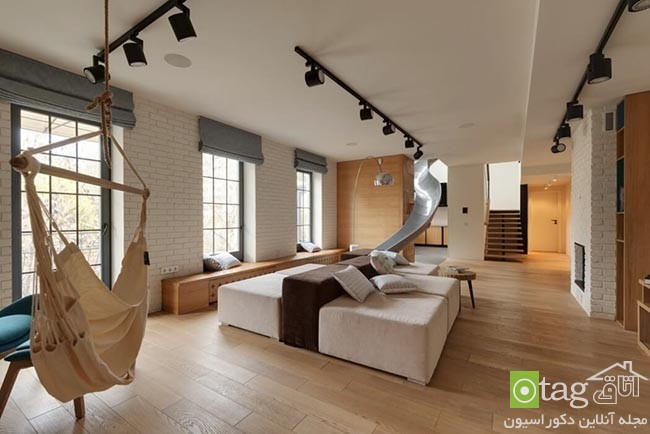 Apartment-interior-architecture-with-a-slide-by-KI-Design-Studio (5)