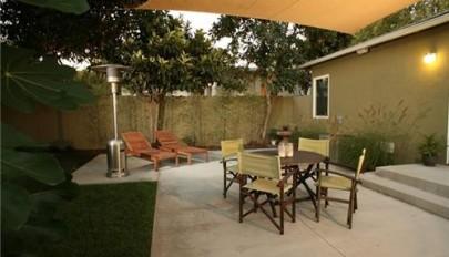 دکوراسیون و طراحی حیاط خلوت و پاسیو در منازل مسکونی
