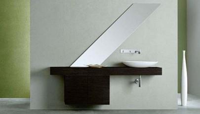 مدل کابینت دستشویی و قفسه های شیک مناسب چیدمان مدرن و شیک