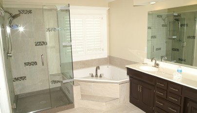 دکوراسیون دستشویی و حمام با فضایی کاملا مدرن و امروزی