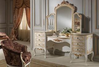 انواع مدل میز آرایش در اتاق خواب و راهنمای خرید / عکس