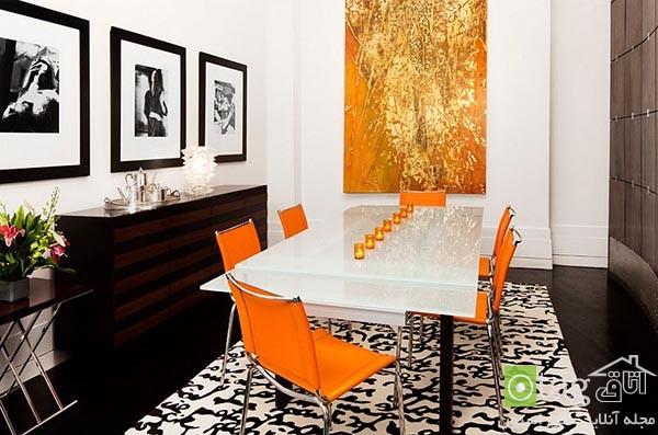 Beautiful-orange-in-dining-room-decoration (15)