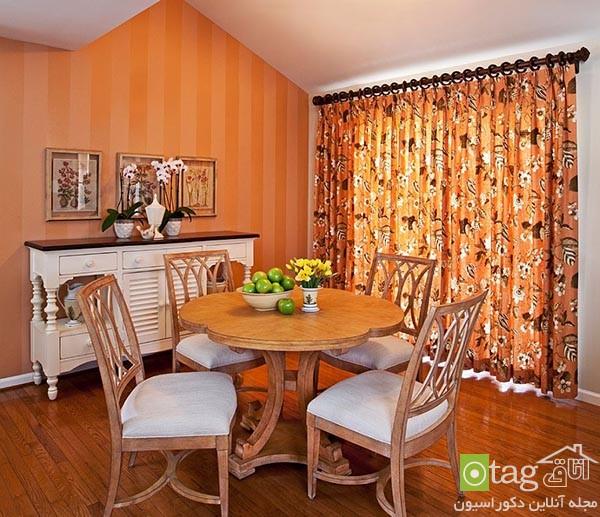 Beautiful-orange-in-dining-room-decoration (19)