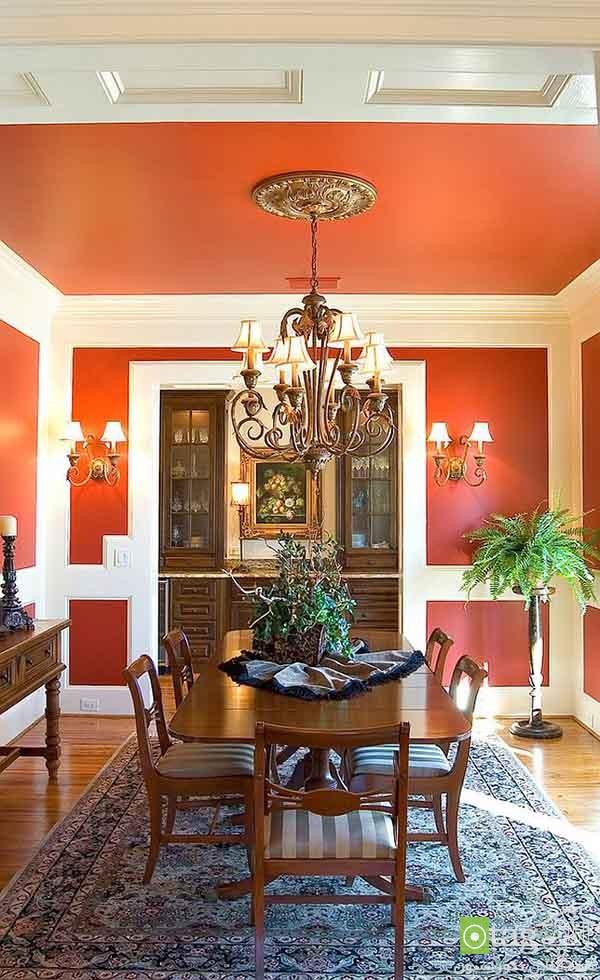 Beautiful-orange-in-dining-room-decoration (22)