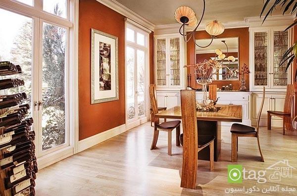 Beautiful-orange-in-dining-room-decoration (4)