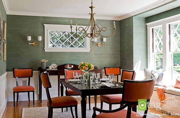 Beautiful-orange-in-dining-room-decoration (5)