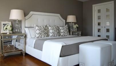 معرفی مدل های شیک و جذاب رنگ دیوار اتاق خواب دو نفره