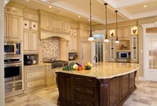 تصاویر و مدل جزیره آشپزخانه شیک و زیبا