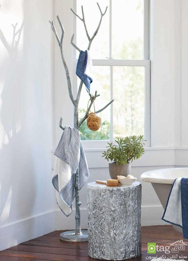 Birch-tree-clothing-rack-in-a-bedroom (10)