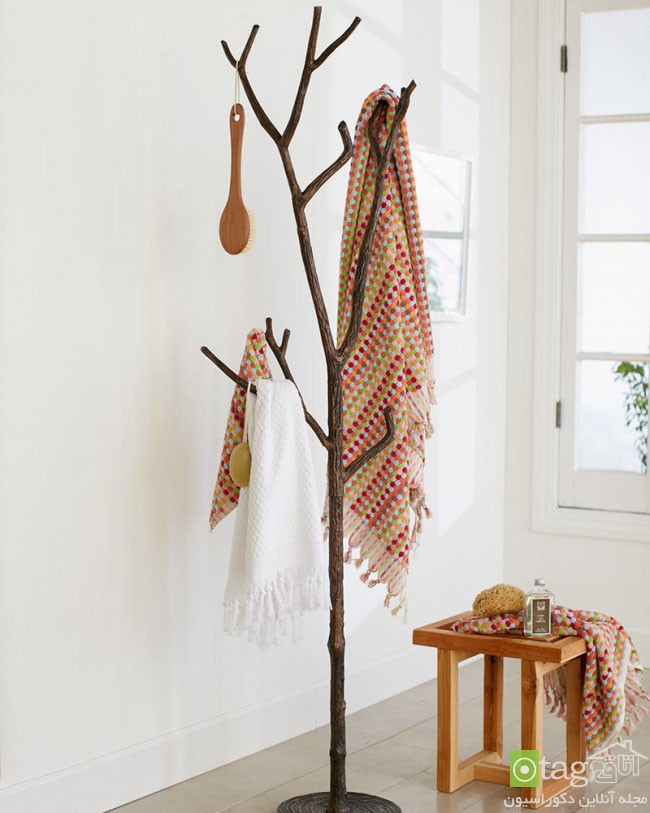 Birch-tree-clothing-rack-in-a-bedroom (3)